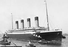 RMS Olympic (public domain)